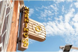 Los Altos Outdoor Signs custom channel dimensional building storefront outdoor client 300x202