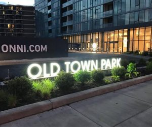 Palo Alto Outdoor Signs illuminated channel letters client 300x250